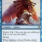 Zendikar Sphinx of Lost Truth