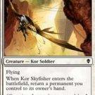 4x Zendikar Kor Skyfisher (playset)