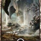 Foil Battle for Zendikar Full Art Swamp #262