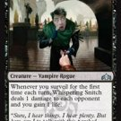4x Guilds of Ravnica Whispering Snitch (playset)