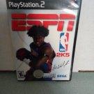 PS2 ESPN NBA 2K5 w/Manual