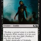 4 x Magic 2019 (M19) Walking Corpse (playset) Not Mystery Booster