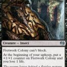 4 x Kaladesh Fretwork Colony (playset) Not Mystery Booster