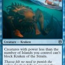 4 x Born of the Gods Kraken of the Straits (playset)