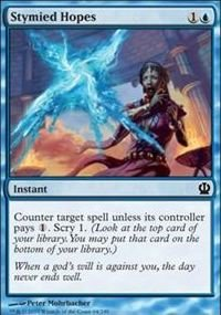 4 x Theros Stymied Hopes (playset)