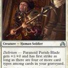 4 x Shadows over Innistrad Paranoid Parish-Blade (playset)