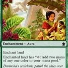 4 x Dragons of Tarkir Sheltered Aerie (playset)