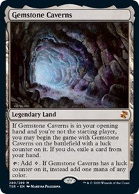 Time Spiral: Remastered Gemstone Caverns