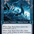 4 x Commander Legends Inga Rune-Eyes (playset) Showcase