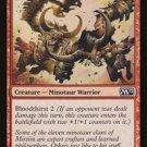 4 x Magic 2012 (M12) Gorehorn Minotaurs (playset)