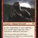 4 x Dark Ascension Afflicted Deserter // Werewolf Ransacker (playset)