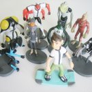 10pcs Ben 10 Small Figurines Cake Topper Collection Set 1