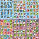 10 Big sheets Letter Alphabet Winnie Pooh Buy 2 lots Bonus 1 lot #B090