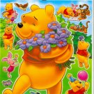 10 Big sheets Winnie Pooh Buy 2 lots Bonus 1  #BL135