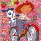 10 Big sheets Strawberry Shortcake Sticker Buy 2 lots Bonus 1#F017