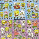 10 Big sheets Sponge Bob Sticker Buy 2 lots Bonus 1 #B010
