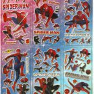 10 Big sheets Spiderman Sticker Buy 2 lots Bonus 1 #B293