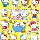 10 Big sheets Hello Kitty Sticker Buy 2 lots Bonus 1  #HK 000