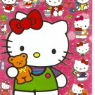 10 Big sheets Hello Kitty Sticker Buy 2 lots Bonus 1  #HK F022_PM00016