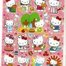 10 Big sheets Hello Kitty Sticker Buy 2 lots Bonus 1  #C061