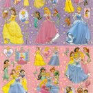 10 Big sheets Princess Sticker Buy 2 lots Bonus 1#DP TM0245