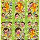 10 Big sheets Dora Sticker Buy 2 lots Bonus 1 #DOR K181