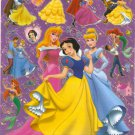 10 Big sheets Princess Sticker Buy 2 lots Bonus 1 #DP F073