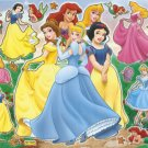 10 Big sheets Princess Sticker Buy 2 lots Bonus 1 #DP BL086