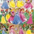 10 Big sheets Princess Sticker Buy 2 lots Bonus 1 #DP BL084