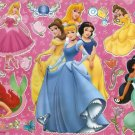 10 Big sheets Princess Sticker Buy 2 lots Bonus 1 #DP BL053