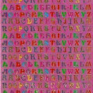 10 Big sheets Letter Alphabet Buy 2 lots Bonus 1 lot  #D135