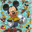 10 Big sheets Mickey Sticker Buy 2 lots Bonus 1 #MKY F125