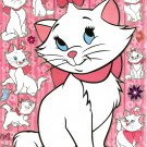 10 Big sheets Marie Cat Sticker Buy 2 lots Bonus 1  #MC F014