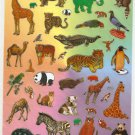 #TM0042 ANIMAL PVC Removable Sticker