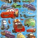 #D081 CARS PVC Removable Sticker