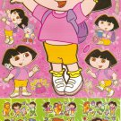 #F025 - K181 DORA PVC Removable Sticker