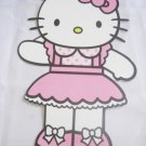 "HK FOR056C 15""x8"" Large Hello Kitty Wall Sticker"