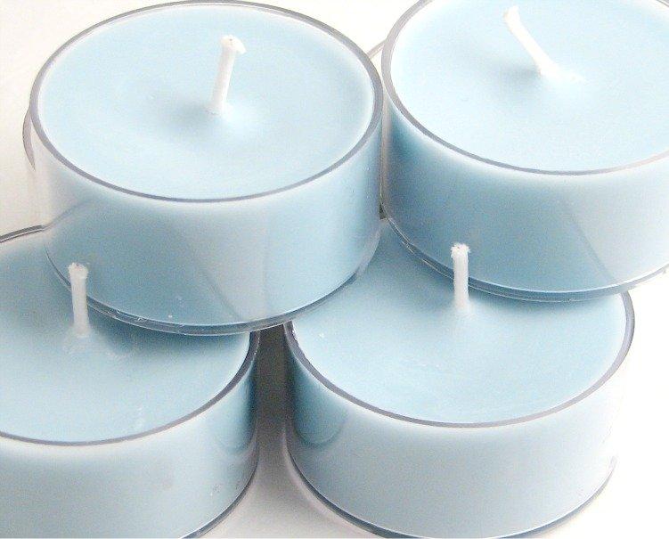 Paris Twilight Tea Light Candles