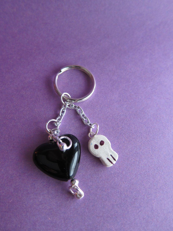 Skull & Heart
