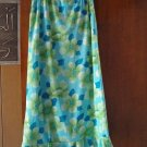 FREE SHIPING FASHIONABLE SKIRT WITH VERY NICE COLORS MADE IN USA SIZE 14