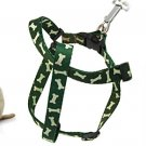 Green Dog's Harness Size L Pull Leash Rope for Puppy Pet