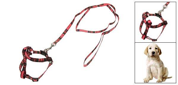 Grillwork Dog Doggie Pet Leash Flexible Pulling Harness