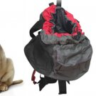 Pet Dog Carrier Adjustable Double Shoulder Backpack Bag
