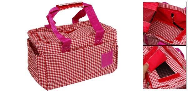 Dog/Cat Pet Nylon Basket Travel Carrier Tote Carrying Bag