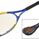 Alloy Frame Tennis Racquet Racket with 4 Inch Grip