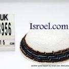 13956 -KIPPAH SRUGA ,kippah man, yarmulka kippahs for sale,klipped kippahs, kippah designs,KIPA