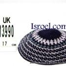 13990-KIPPAH PATTERNS ,kNITTED KIPA, yarmulka kippahs for sale,klipped kippahs, kippah designs,KIPA