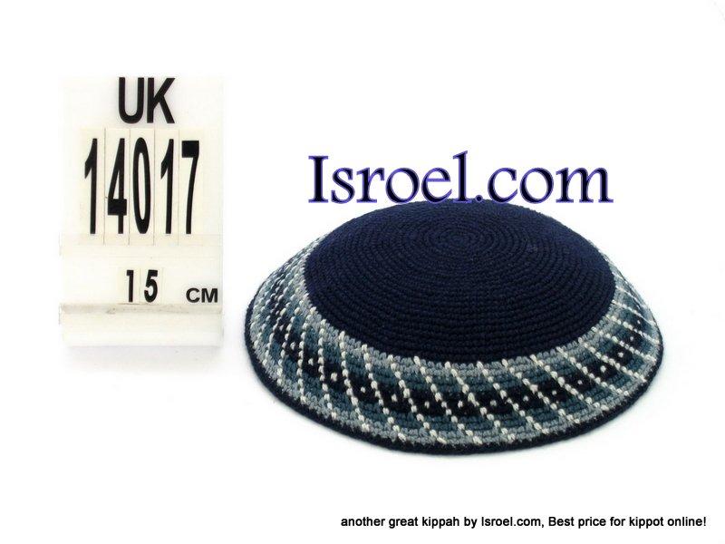 14017-BUY KIPPAH- PATTERNS ,kNITTED KIPA, yarmulka kippahs for sale, kippahs, kippah designs,KIPA