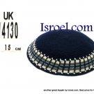 14130-CHEAP KIPA,DISCOUNT KIPPOT,KNITTED KIPA, yarmulke kippahs for sale,designs A KIPPAH designs