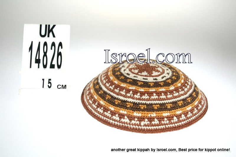 14826-CHEAP KIPA,DISCOUNT KIPPOT,KNITTED KIPA, yarmulke kippahs for sale,designs A KIPPAH designs